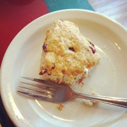 Scone from  Wash Perk