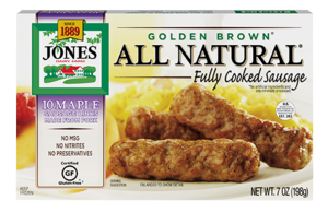 Jones Dairy Farm gluten free sausage