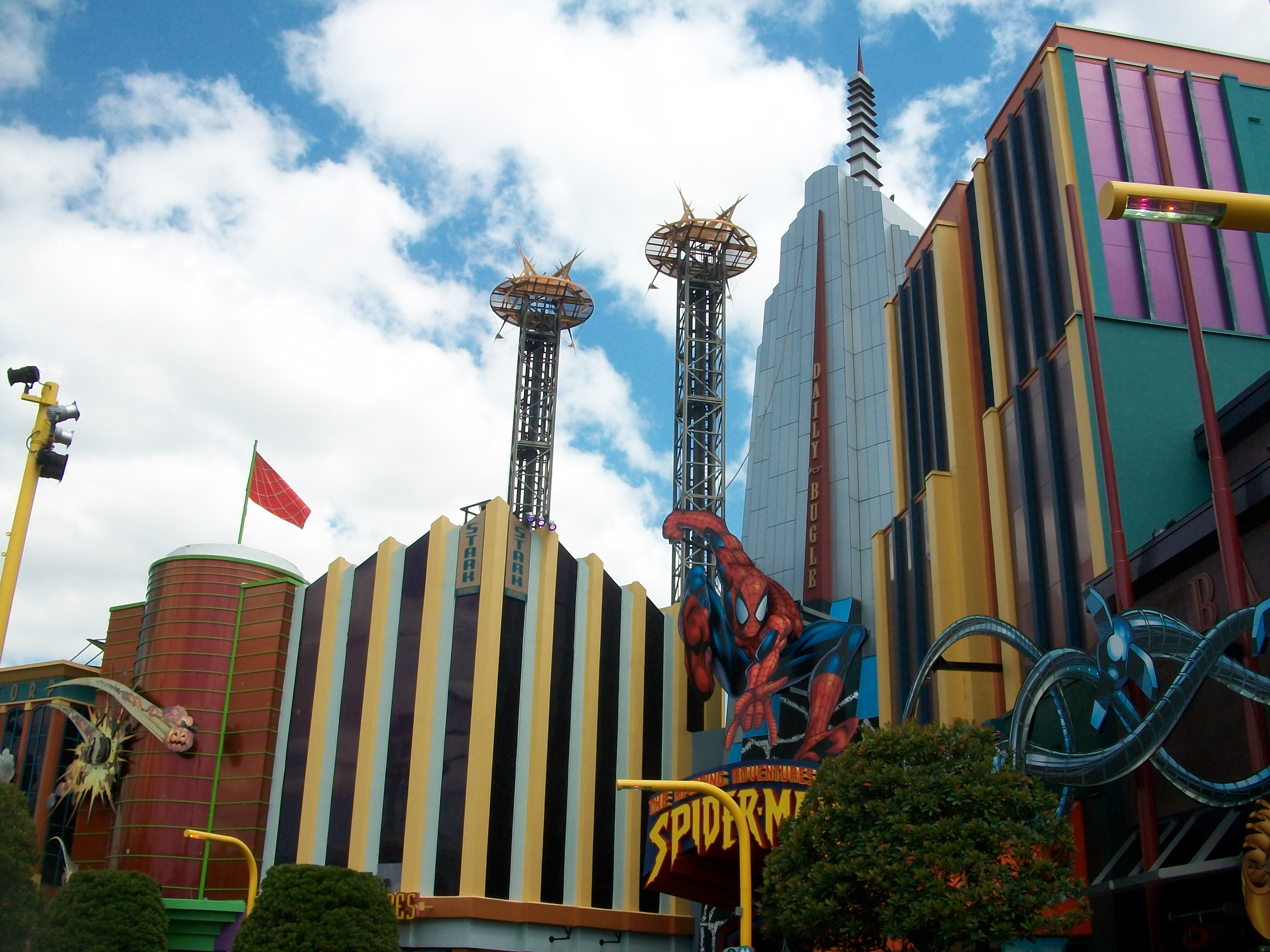 30 photos proving the best decade at Universal Studios Orlando was ...