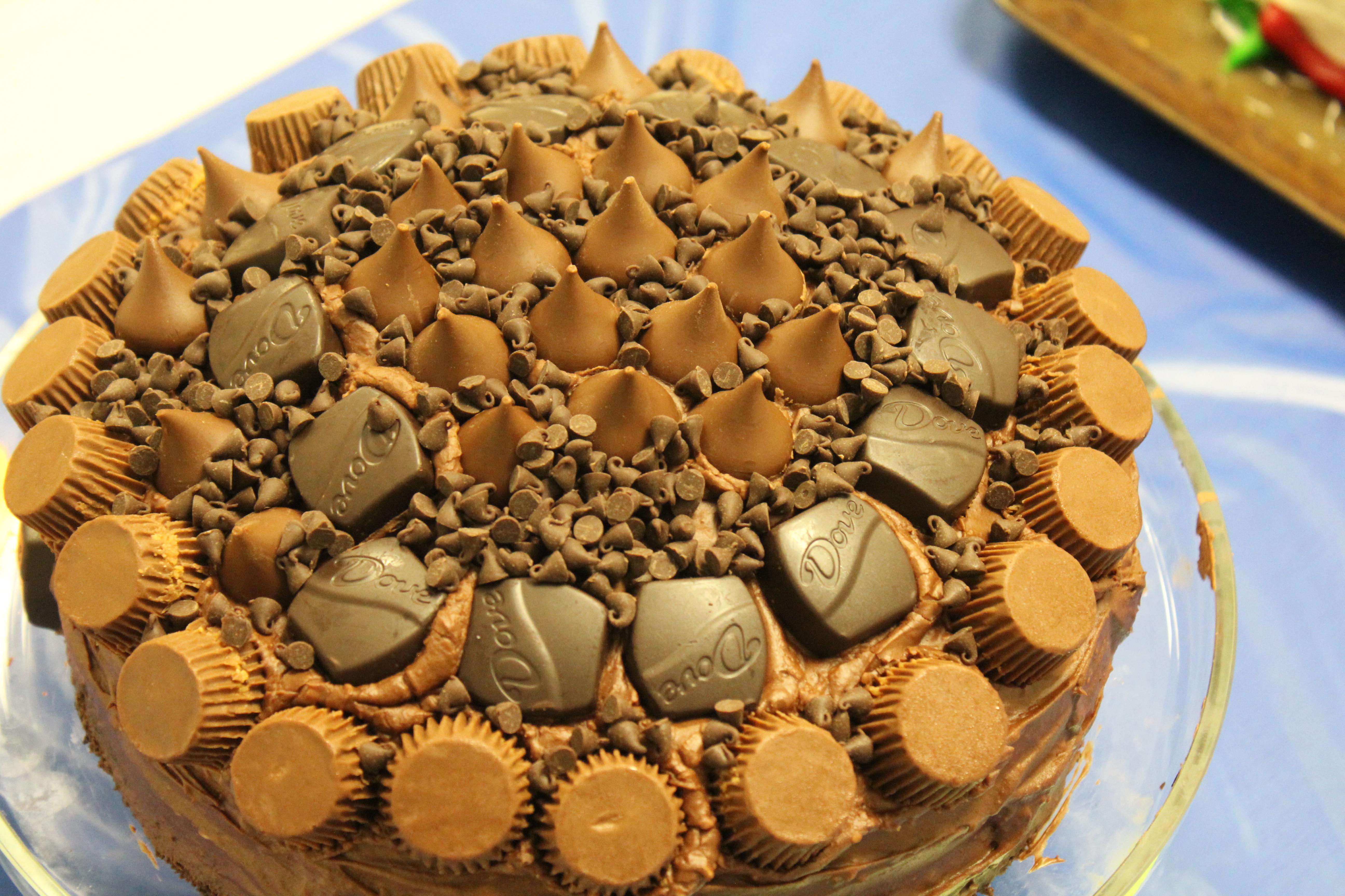Gluten Free Chocolate Explosion Cake A Winning Recipe