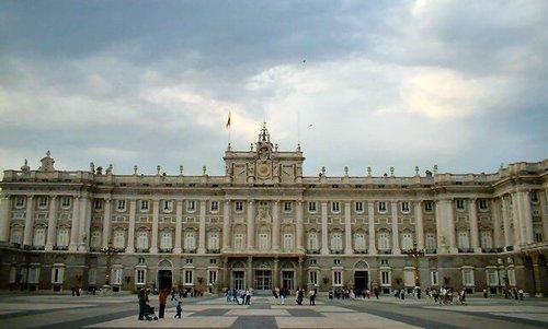 Ellen-Morse-Spain-Palacio Real photo
