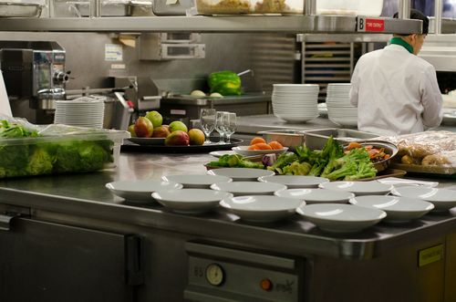 Kitchen on Celebrity Summit