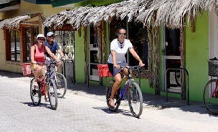 Seychelles-biking
