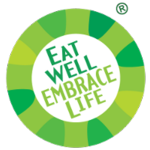 Eat Well Embrace Life logo