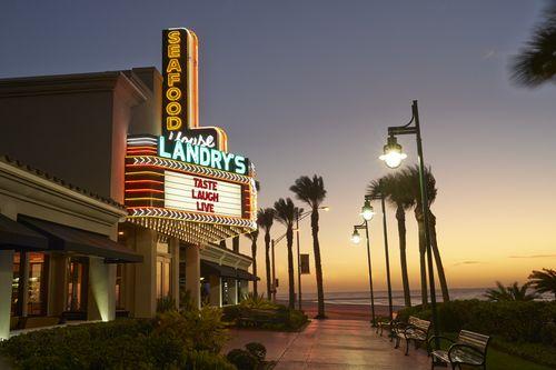 Landry's exterior Galveston