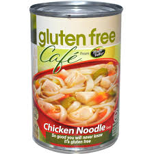 Gluten Free Cafe soup