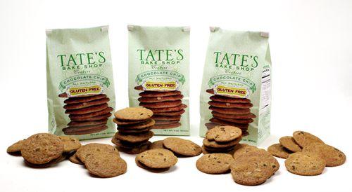 Tate's GF cookies