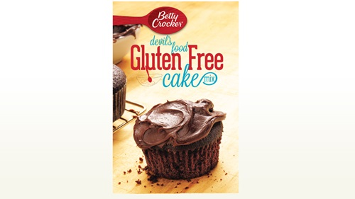 Betty Crocker GF chocolate cake mix