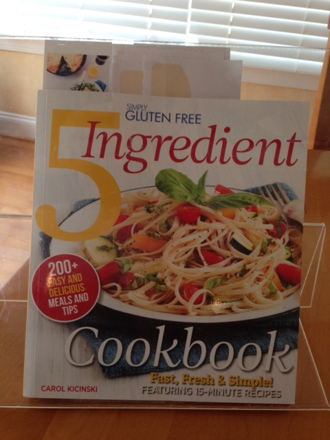 SGF 5 Ingredient Cookbook