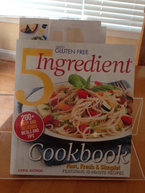 SGF 5 Ingredient Cookbook