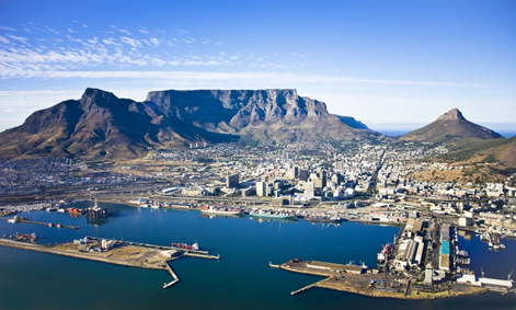 Cape-Town-harbour