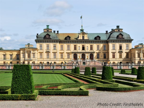 Stockholm-Drottningholm-Palace