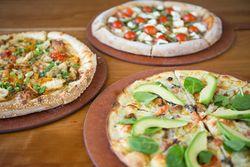 Picazzo's gluten free pizzas