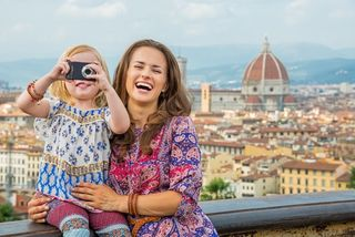 Family Travel Florence from Ellen
