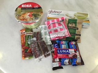 Karen H GF Travel Snacks