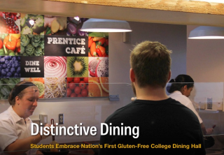 Prentice Hall gluten free Kent State