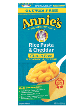 Annie's Rice mac n cheese