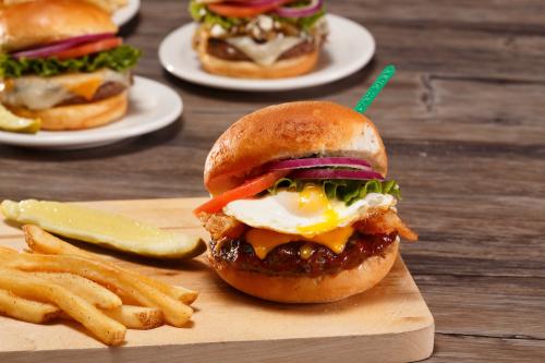 GDG GF Burger