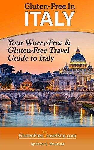 Gluten-Free in ITALY e-book
