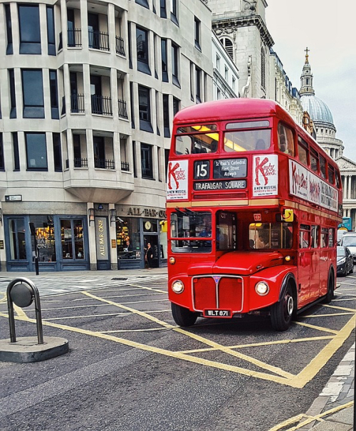 London-double-decker-bus