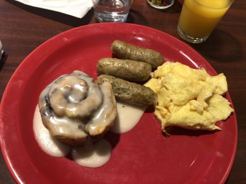 Egg Harbor GF breakfast