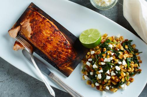 CPK Cedar Plank Salmon 2